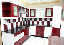red and white kitchen designs red and white kitchen cabinets blue curtains home design moute