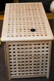 a tasteful dog crate you don u0027t have to hide ikea hackers ikea