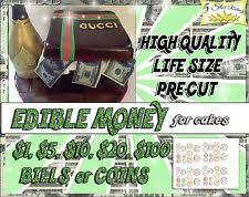 edible money edible money cake topper ebay