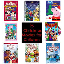 25 christmas movies for children mrs kathy king
