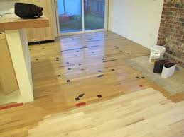 recycle maple wood floor install refinish bellingham wa