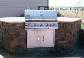 Outdoor Kitchen Bbq Bbq Islands Contractor Denver Custom Outdoor Kitchen Masonry