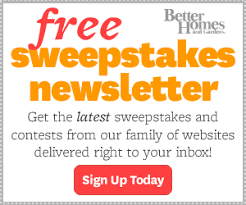 Bhg Kitchen Makeovers - sweepstakes winners circle