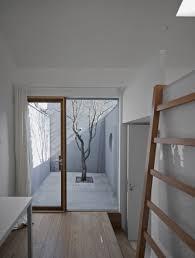 split houses tao renovates split courtyard house for beijing design week