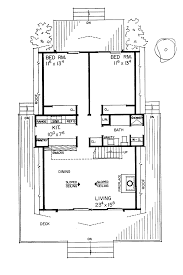 a frame floor plans valine
