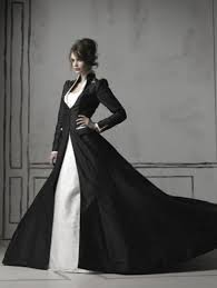 black and white wedding dress 35 black white wedding dresses with edgy elegance