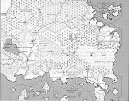 Dnd World Map by Daddy Rolled A 1 Game World Inspirations The D U0026d Known World