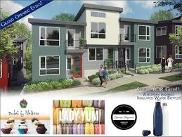 Homes With 2 Master Suites Bdr Homes Announces The Grand Opening Of The Cascade Townhome