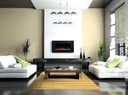 awesome wall hung fireplace suzannawinter com