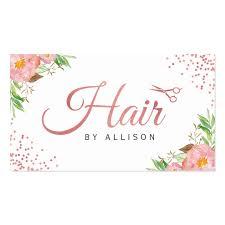 floral business card floral business card templates bizcardstudio