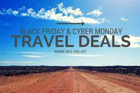 black friday and cyber monday travel deals trekaroo