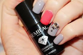 pin by semilac usa on semilac nail art pinterest