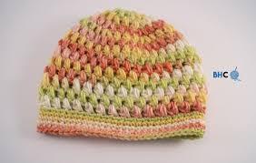 puff stitch hat free crochet pattern b hooked crochet