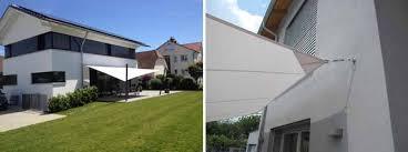 sonnensegel befestigung balkon maßgefertigte sonnensegel hofsäß sonnenschutz infos