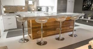 Kitchen With Bar Table - small kitchen with bar design u2014 smith design design for small