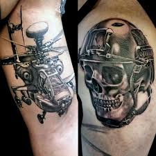 army helmet tattoo pictures to pin on pinterest tattooskid
