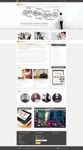 best 25 clean web design 25 best professional drupal templates u0026 themes free u0026 premium