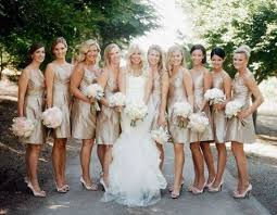 53 best gold bridesmaids dresses images on pinterest gold