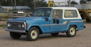 1971 jeep commando 1973 jeep commando information and photos momentcar