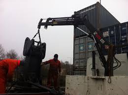 daf 45 hiab crane boom trucks pinterest