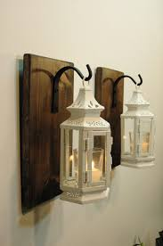 cottage wall sconce candle sconces style shabby chic ceiling light