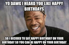 Birthday Memes For Facebook - 52 ultimate birthday memes