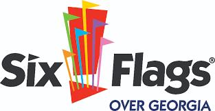 Six Flags Austell Ga Six Flags Over Georgia Clipart Clipground