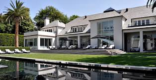simon cowell u0027s exquisite beverly hills mansion dream homes luxury