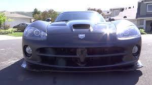 Dodge Viper 2006 - 2006 dodge viper srt10 paxton supercharged hre u0027s penske suspension