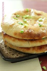 cuisine indienne naan cheese naan au fromage made in cooking