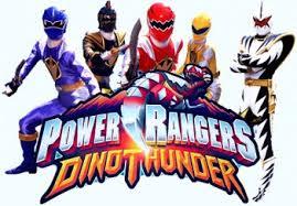 power rangers dino thunder series tv tropes