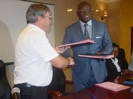 chambre de commerce vendee signature d accord de partenariat entre la cci togo et la cma de la