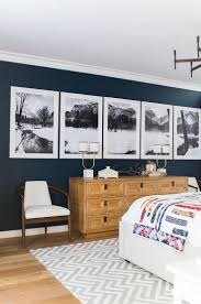 Bedrooms Small Side Table Side Chairs Beige Rug Artwork Blue by Best 25 Navy Bedrooms Ideas On Pinterest Navy Master Bedroom