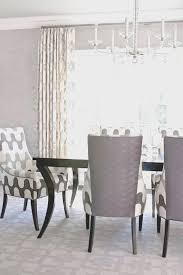 dining room grey fabric dining room chairs home design
