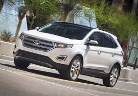 white ford edge used white ford edge cars for sale on auto trader uk