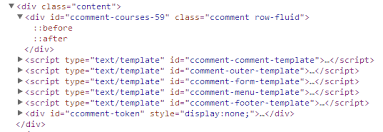 loading comments in raw html view compojoom compojoom com