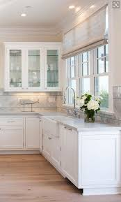 All White Kitchen Cabinets How To Create A White Kitchen Get Green Be Well