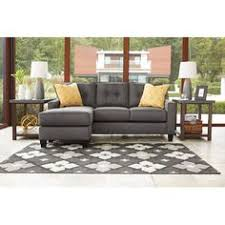 Small Sectional Sleeper Sofa Cindy Crawford Home Madison Place Slate 2 Pc Sleeper Sectional