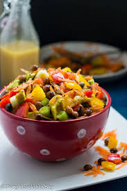 cuisine pigeon gungo peas salad pigeon peas that cooks healthy