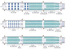 seat map seat map garuda indonesia