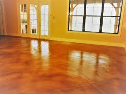 Photos Of Stained Concrete Floors by Tampa Concrete Staining Stone Medic