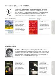 publish house singel publishers fiction non fiction spring 2017 by singel