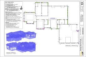 Typical Floor Framing Plan by Drawing Checklist Designbuildduluth Com