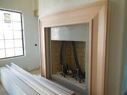 venetian plaster custom fireplace mantel in akron ohio lavoie