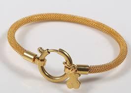 stainless steel bangle charm bracelet images 18k gold charm stainless steel bangles teddy bear charm bracelet jpg