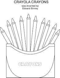 download coloring pages crayon coloring pages crayon shape
