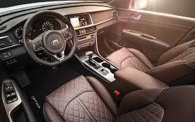 Kia Optima 2015 Interior 2016 Kia Optima Comparison To Mazda6 And Ford Fusion Fisher Kia