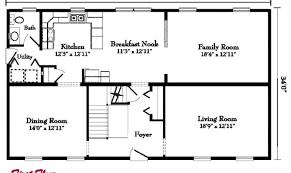 colonial homes floor plans 20 wonderful colonial style homes floor plans architecture plans