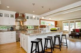 Kitchen And Living Room Design Open Concept Kitchen Living Room Paint Colors Open Concept Kitchen