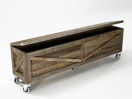 Shipping Crate Coffee Table - shipping crate furniture krate by karpenter